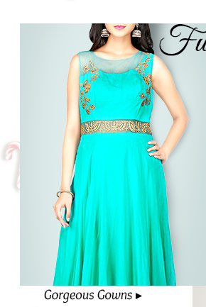 Pick from our gorgeous repertoire of Gowns. Buy Now!