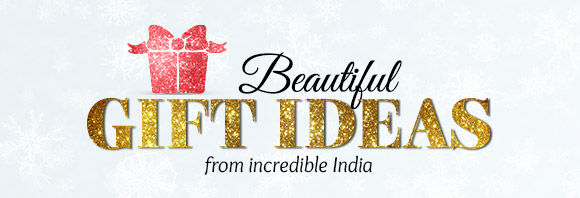BEAUTIFUL GIFT IDEAS FROM INCREDIBLE INDIA