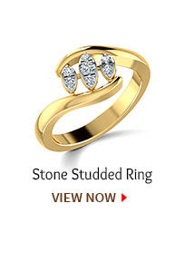 Stone Studded Ring. Shop Now!